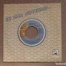 Discos de vinilo: MANZANITA - CANCION DE PAZ + A MI SEÑOR. Lote 75023575