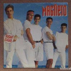Discos de vinilo: MAGNETO - SUGAR SUGAR - DISCO PROMOCIONAL DE UNA SOLA CARA. Lote 75025051