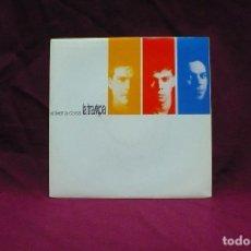 Discos de vinilo: LA TRAMPA, VOLVER A CASA, PROMO, DEL 1990. Lote 75055503