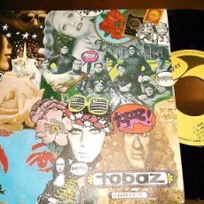 Discos de vinilo: TOPAZ EP NOCHE DE PAZ.1979. Lote 75062787