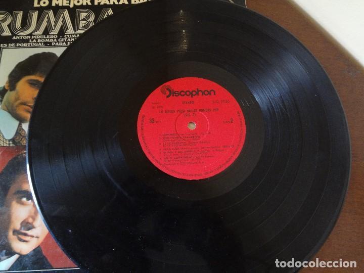 Discos de vinilo: Disco - LP RUMBAS POP N*2 lo mejor para bailar 1972. - Foto 3 - 75075339