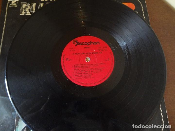 Discos de vinilo: Disco - LP RUMBAS POP N*2 lo mejor para bailar 1972. - Foto 6 - 75075339