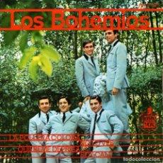 Discos de vinilo: LOS BOHEMIOS - EP SINGLE VINILO 7'' - EDITADO EN ESPAÑA - LA POLLERA COLORÁ + 3 - HISPAVOX 1965. Lote 75101951