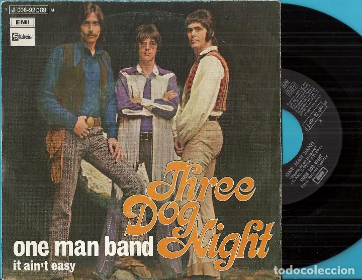 Three Dog Night One Man Band It Ain T Easy Sold Through Direct Sale 75111875