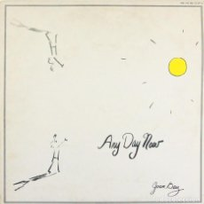 Discos de vinilo: JOAN BAEZ ‎- ANY DAY NOW (2XLP, VINILO, VANGUARD -1983). Lote 75118287