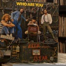Discos de vinilo: THE WHO - WHO ARE YOU (LP, ALBUM) 1978 SPAIN. Lote 75120211