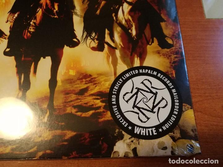 Discos de vinilo: W.A.S.P. - Babylon LP Gatefold White Vinyl NPR 602 VINYL AUSTRIA 2016 WASP - Foto 2 - 75128171