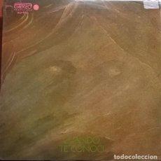 Discos de vinilo: JAIRO ORTIZ CON EL CONJUNTO SALAZAR- CUANDO TE CONOCI, DIRESA-DLP-1117. Lote 75134287