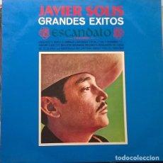 Discos de vinilo: JAVIER SOLIS-GRANDES EXITOS, CBS-CBS-32560, CBS-CBS 32560. Lote 75135887