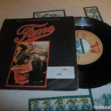 Discos de vinilo: FAME THE MOTION PICTURE. Lote 75139155