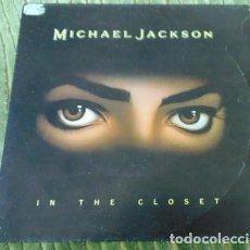 Discos de vinilo: MICHAEL JACKSON - IN THE CLOSET - SINGLE PROMO. Lote 75172067
