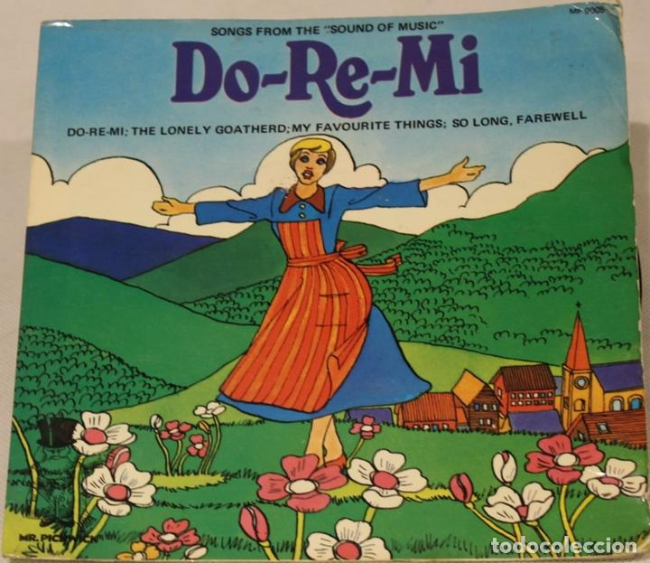 'Do-Re-Mi' songs from the sound of music  Pickwick International Inc, 1965