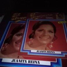 Discos de vinilo: EL CANCIONERO 4. JUANITA REINA. C8V. Lote 75251315