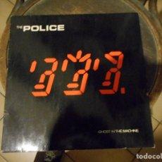 Discos de vinilo: THE POLICE GHOST IN THE MACHINE. Lote 75251659