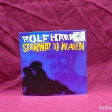 Discos de vinilo: STAIRWAY TO HEAVEN, ROLF HARRIS, THE AUSTRALIAN DOORS SHOW, DEL 1992.. Lote 75254211