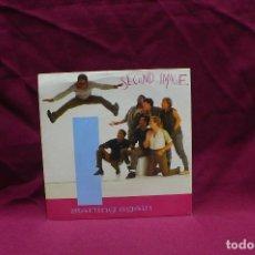 Discos de vinilo: SECOND IMAGE, STARTING AGAIN, OVO MEXIDO, MCA RECORDS, 1985. Lote 75279147