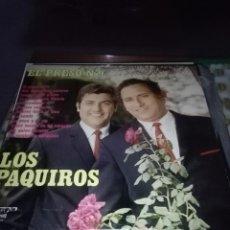 Discos de vinilo: EL PRESO Nº 9. LOS PAQUIROS.C9V. Lote 75281015