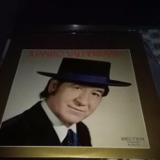 Discos de vinilo: MIS BODAS DE ORO CON EL CANTE. JUANITO VALDERRAMA. 2 DISCO. C9V. Lote 75281579