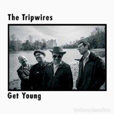 Discos de vinilo: LP THE TRIPWIRES GET YOUNG POWER POP VINILO. Lote 152429385