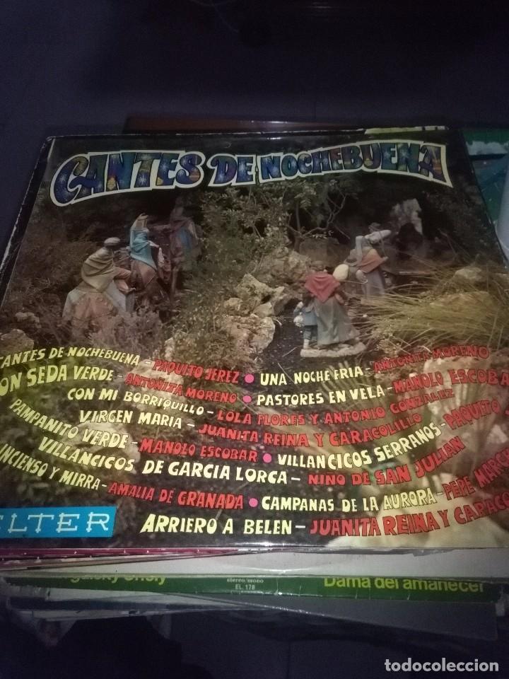 CANTES DE NOCHEBUENA. C9V (Música - Discos - LP Vinilo - Flamenco, Canción española y Cuplé)