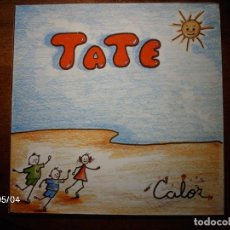 Discos de vinilo: TATE - CALOR . Lote 75383163