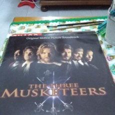 Disques de vinyle: THE THREE MUSKETEERS. C9V. Lote 75410503