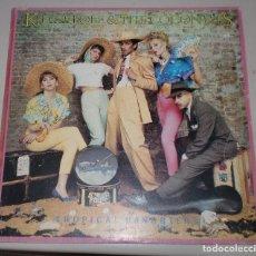 Discos de vinilo: LP. KID CREOLE & THE COCONUTS. TROPICAL GANGSTERS. 1982. ARIOLA EURODISC. Lote 75460195