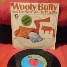 Discos de vinilo: SAM THE SHAM AND THE PHARAOHS* ?– WOOLY BULLY. Lote 75529287