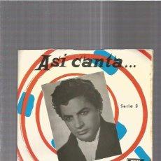 Discos de vinilo: ANTONIO MOLINA. Lote 79831571