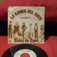 Discos de vinilo: RELOJ DE CUCO* ?– LA BANDA DEL CUCO. Lote 75535179