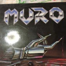 Discos de vinilo: MURO-PACTO DE SANGRE-1992-NUEVO,CON LETRAS. Lote 75549269