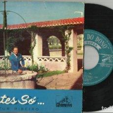 Discos de vinilo: ARTUR RIBEIRO EP ANTES SO... + 3.PORTUGAL. Lote 75554039