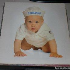 Discos de vinilo: LP. FANDANGO. DONDE NADA IMPORTE YA. 1993. ZAFIRO. Lote 75585743