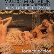 Discos de vinilo: MX-MALCOLM MCLAREN/HOUSE OF THE BLUE DANUBE . Lote 75592459