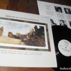 Discos de vinilo: WINDHAM HILL RECORDS SAMPLER 89 LP. MADE IN GERMANY 1989.. Lote 75595363
