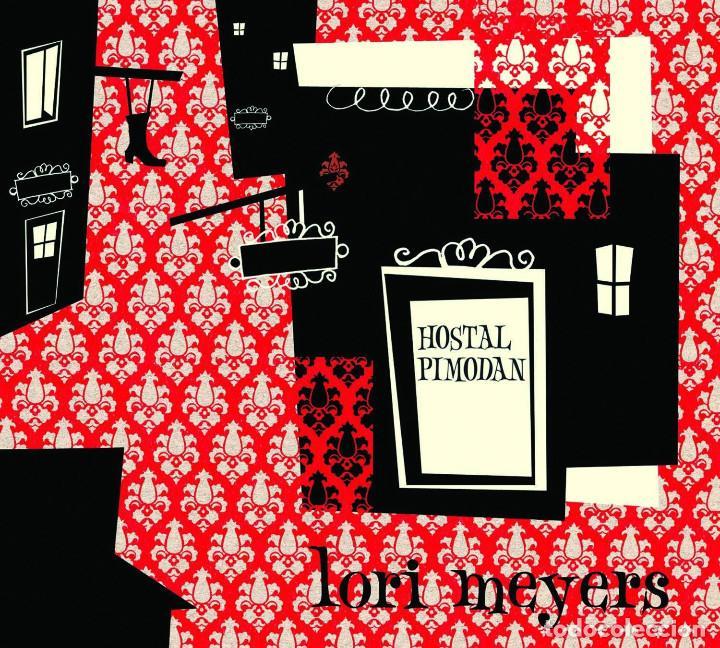 LP LORI MEYERS HOSTAL PIMODAN VINILO (Música - Discos - LP Vinilo - Grupos Españoles de los 90 a la actualidad)