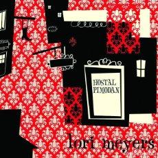 Discos de vinilo: LP LORI MEYERS HOSTAL PIMODAN VINILO. Lote 75621963