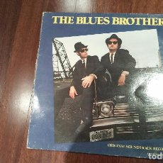 Discos de vinilo: THE BLUES BROTHERS-LP ESPAÑA. Lote 75631043
