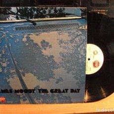 Discos de vinilo: JAMES MOODY - THE GREAT DAY - SPAIN LP CFE / STOP JAZZ / CHESS 1982 COMO NUEVO¡¡¡ PEPETO. Lote 75653799