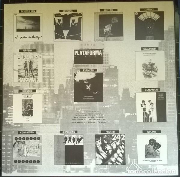 Discos de vinilo: Karmas Colectivos-In Any Dimension, Plataforma Discos-12PF BN 4 - Foto 6 - 75683231