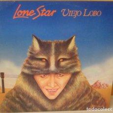 Discos de vinilo: LONE STAR - VIEJO LOBO AUVI PROMOCIONAL - 1982. Lote 75712947