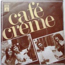 Dischi in vinile: CAFE CREME (POUPURRI DE LOS BEATLES) SINGLE DOS CANCIONES AÑO 1977. Lote 75738983