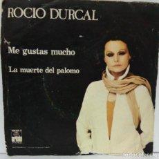 Discos de vinilo: ROCIO DURCAL - ME GUSTAS MUCHO - 1979 - ARIOLA. Lote 75740623