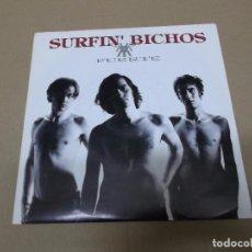 Discos de vinilo: SURFIN' BICHOS (SN) FUERTE AÑO 1992. Lote 75740883