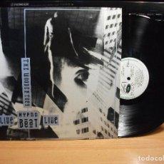 Discos de vinilo: THE WOODENTOPS - LIVE HYPNOBEAT LIVE (LP 1987 ) COMO NUEVO ¡¡. Lote 75747359