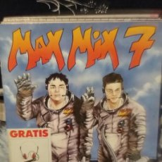 Discos de vinilo: MAX MIX 7 DOBLE LP VINILO 12 1988 SPANISH EDITION. Lote 75751435