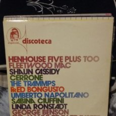 Discos de vinilo: ESPECIAL DISCOTECA. Lote 75752731