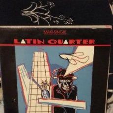 Discos de vinilo: LATIN QUARTER - MODERN TIMES. Lote 75754035