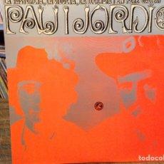 Discos de vinilo: PAU RIBA - PAU I JORDI -. Lote 75802893