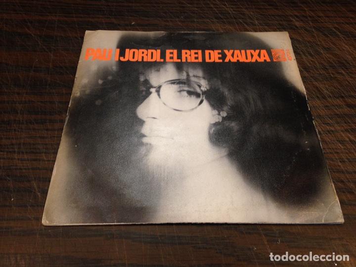 PAU RIBA - PAU I JORDI - (Música - Discos - Singles Vinilo - Country y Folk)